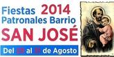 Las fiestas de San José arrancan hoy viernes 29 de agosto con un programa repleto de actividades deportivas, infantiles y musicales