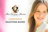 La totanera Agustina Aledo, candidata a Miss Turismo Murcia