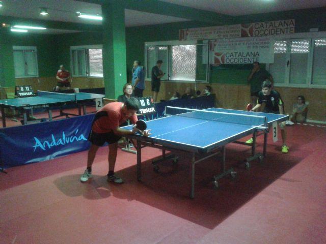 Siete jugadores del Club Totana TM se desplazaron a Baza para disputar el torneo de esta localidad granadina, Foto 4
