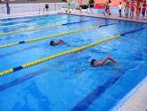 La piscina cubierta estará operativa a partir del mes de octubre