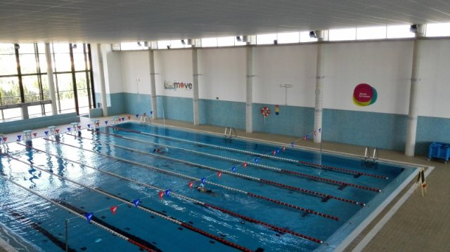 La piscina cubierta del Centro Deportivo Move vuelve a estar abierta desde el 1 de Septiembre, Foto 1