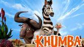 El cine de verano finaliza con la proyección de la película infantil Khumba, la cebra sin rayas