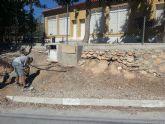 Obras y Servicios realiza mejoras en los accesos a El Berro