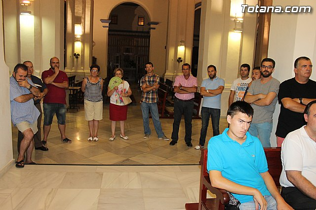 Se presenta la nueva Asociación Cortejo de la Soledad de Nuestra Señora - 11