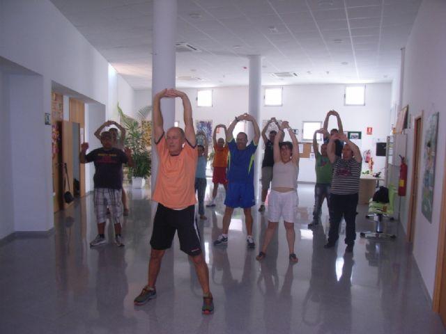 La concejalía de Deportes presenta el programa de Gimnasia de Mantenimiento para adultos, personas mayores y discapacitados, Foto 2