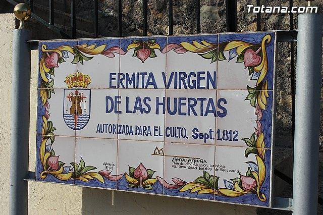 El ayuntamiento mejora la accesibilidad a la ermita de La Huerta con la construcción de un paso peatonal, Foto 2