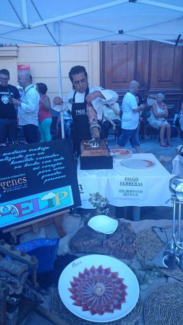 El IV Concurso de Cortador de Jamón Rubén Arroba solidario con las Enfermedades Raras, Foto 5