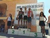 Andrés Plazas del C.C. Santa Eulalia sube al podium en el Campeonato Regional de Maratón BTT