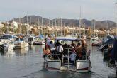 75 participantes compiten en el segundo día de los campeonatos nacionales de fotografía y vídeo submarino
