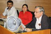 El Foro Ciudadano de Totana intervino antes del Pleno ordinario de septiembre