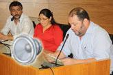 La Agrupación Local de Ciudadanos C´s Totana intervino antes del Pleno ordinario de septiembre