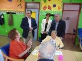 El Instituto Murciano de Acción Social destina más de un millón de euros para la atención a mayores en el municipio de Totana