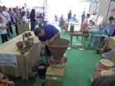 El totanero Isidro Lidón gana el IV Concurso de Alfarería  Artelor de FERAMUR