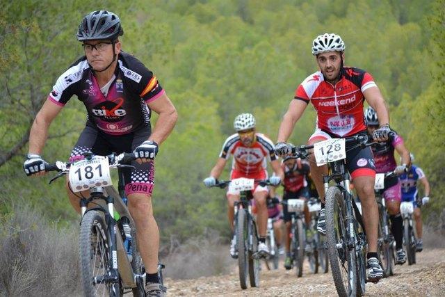 Lidia Fernández Martínez Subcampeona del Open Bike Maraton de la Región de Murcia