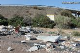 Las escombreras ilegales son un ejemplo más de la desidia del Partido Popular de Totana - 2