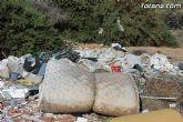 Las escombreras ilegales son un ejemplo más de la desidia del Partido Popular de Totana - 6