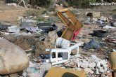 Las escombreras ilegales son un ejemplo más de la desidia del Partido Popular de Totana - 11