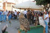 Más de un centenar de niños participa en las actividades del Día Mundial de las Aves