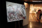 La sala municipal Gregorio Cebri�n acoge la muestra colectiva de pintores murcianos Luz positiva - 1