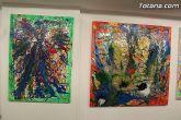 La sala municipal Gregorio Cebri�n acoge la muestra colectiva de pintores murcianos Luz positiva - 8