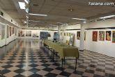 La sala municipal Gregorio Cebri�n acoge la muestra colectiva de pintores murcianos Luz positiva - 10