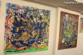La sala municipal Gregorio Cebri�n acoge la muestra colectiva de pintores murcianos Luz positiva - 14