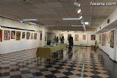 La sala municipal Gregorio Cebri�n acoge la muestra colectiva de pintores murcianos Luz positiva - 16
