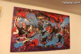 La sala municipal Gregorio Cebri�n acoge la muestra colectiva de pintores murcianos Luz positiva - 18