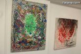 La sala municipal Gregorio Cebri�n acoge la muestra colectiva de pintores murcianos Luz positiva - 19