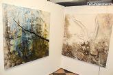 La sala municipal Gregorio Cebri�n acoge la muestra colectiva de pintores murcianos Luz positiva - 24