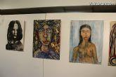 La sala municipal Gregorio Cebri�n acoge la muestra colectiva de pintores murcianos Luz positiva - 41