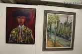La sala municipal Gregorio Cebri�n acoge la muestra colectiva de pintores murcianos Luz positiva - 43