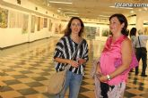 La sala municipal Gregorio Cebri�n acoge la muestra colectiva de pintores murcianos Luz positiva - 44