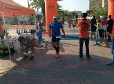 Atletas del Club Atletismo Totana participaron en la 4º Media maratón y 10 km Bahía de Mazarrón - 3