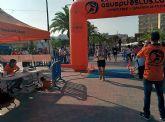 Atletas del Club Atletismo Totana participaron en la 4º Media maratón y 10 km Bahía de Mazarrón - 4