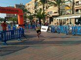 Atletas del Club Atletismo Totana participaron en la 4º Media maratón y 10 km Bahía de Mazarrón - 5