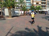 Atletas del Club Atletismo Totana participaron en la 4º Media maratón y 10 km Bahía de Mazarrón - 9