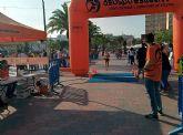 Atletas del Club Atletismo Totana participaron en la 4º Media maratón y 10 km Bahía de Mazarrón - 12