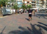 Atletas del Club Atletismo Totana participaron en la 4º Media maratón y 10 km Bahía de Mazarrón - 13
