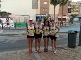 Atletas del Club Atletismo Totana participaron en la 4º Media maratón y 10 km Bahía de Mazarrón - 19