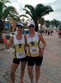 Atletas del Club Atletismo Totana participaron en la 4º Media maratón y 10 km Bahía de Mazarrón - 24