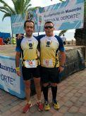 Atletas del Club Atletismo Totana participaron en la 4º Media maratón y 10 km Bahía de Mazarrón - 25