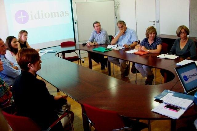 Educación incorpora a cinco colegios al programa experimental de inmersión lingüística en inglés en Infantil, Foto 1