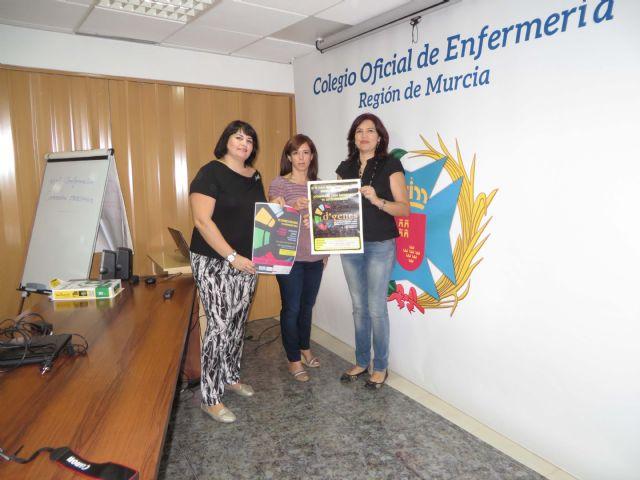 Representantes de D´Genes se reúnen con la presidenta del Colegio de Enfermería de la Región de Murcia, Foto 1
