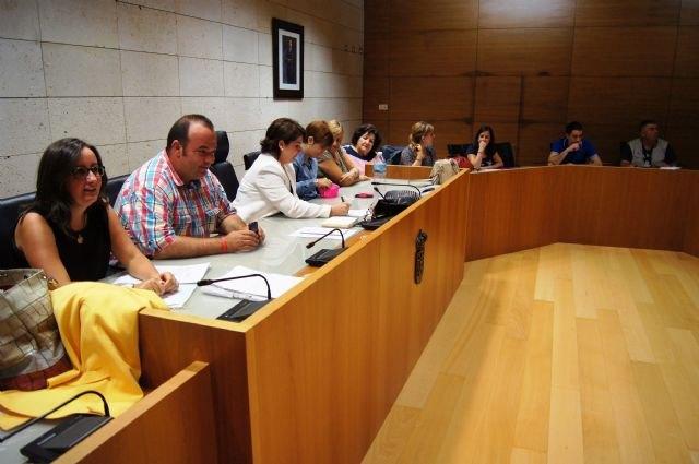 La Junta de Pedáneos repasa las principales actuaciones realizadas en los últimos meses y las principales demandas que existen, Foto 1