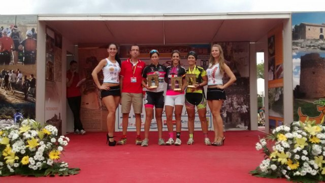 3 Podiums para la A. D. Peña Las Nueve en La Almudayna, Foto 3