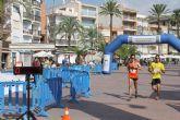 350 corredores participan en la IV Media Maratón y en los 10 Km