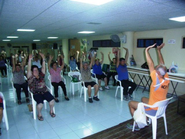 La Concejalía de Deportes pone en marcha el programa de gimnasia para mayores, Foto 1