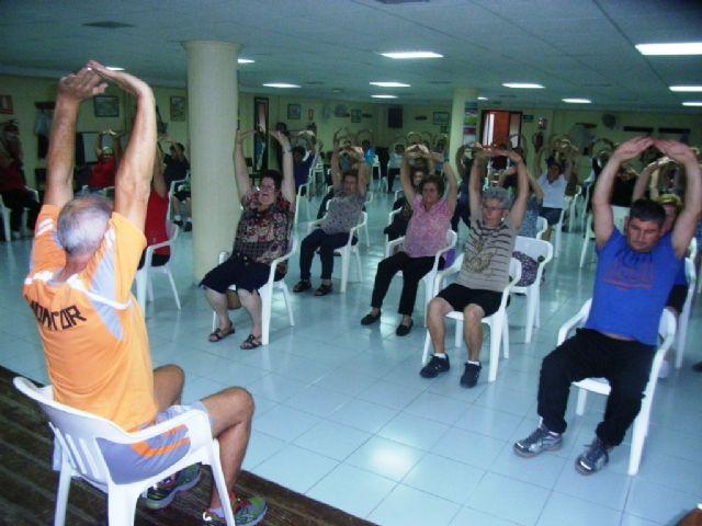 La Concejalía de Deportes pone en marcha el programa de gimnasia para mayores, Foto 2