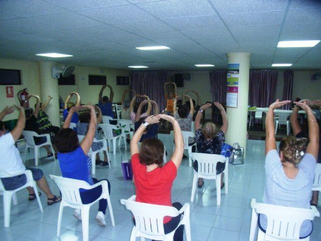 La Concejalía de Deportes pone en marcha el programa de gimnasia para mayores, Foto 3